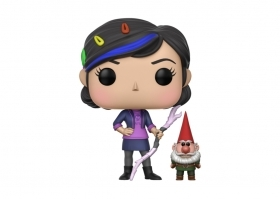 Trollhunters Claire with Gnome 468 Funko POP Vinyl Figure