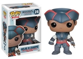 Assassin's Creed Aveline De Grandpré 28 Funko POP Vinyl Figure