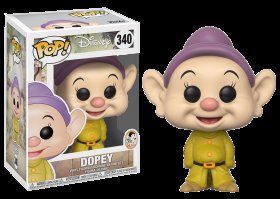 Disney Snow White Dopey 340 Funko POP Vinyl Figure