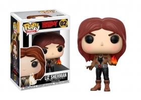 Hellboy Liz Sherman 02 Funko POP Vinyl Figure