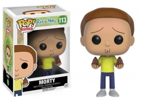 Rick and Morty Morty 113 Funko POP