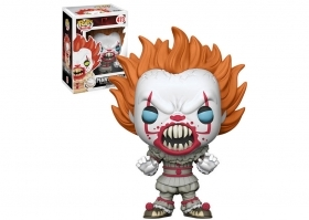 IT Pennywise with Teeth 473 Fu