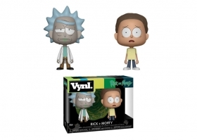 Rick and Morty Funko Vynl Figu