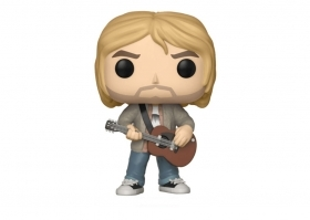 Kurt Cobain MTV Unplugged 67 Funko POP Vinyl Figure