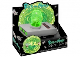 Rick and Morty Portal Gun Soun