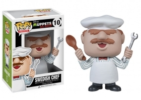The Muppets Swedish Chef 10 Funko POP Vinyl Figure