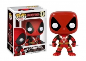 Marvel Deadpool with Swords 111 Funko POP Vinyl Figure