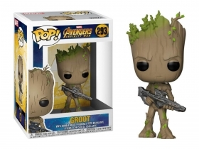 Marvel Avengers Infinity War Groot