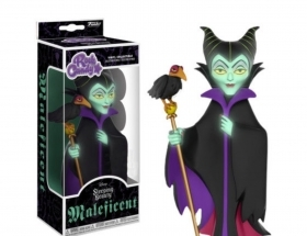 Disney Maleficent GITD Funko Rock Candy Vinyl Figure