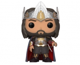 Lord of the Rings King Aragorn 534 Funko POP Vinyl Figure