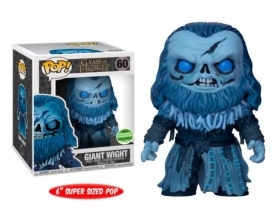 Game Of Thrones Giant Wight ECCC 2018 60 Funko POP Vinyl Figure Box Near Mint