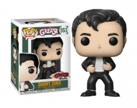 Grease Danny Zuko 553 Funko POP Vinyl Figure
