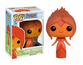 Adventure Time Flame Princess 302 Funko POP Vinyl Figure