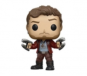 Marvel Guardians of the Galaxy 2 Star Lord 198 Funko POP Vinyl Figure