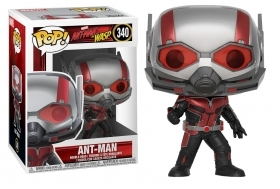 Marvel Ant-Man and The Wasp, Ant-Man 340 Funko POP Vinyl Figure