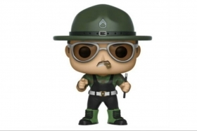 WWE Sgt Slaughter 54 Funko POP