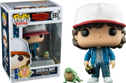 Stranger Things Dustin with Dart 593 Funko POP Vinyl Figure