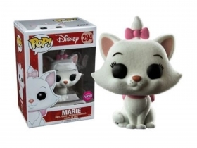 Disney The Aristocats Marie Flocked 294 Funko POP Vinyl Figure