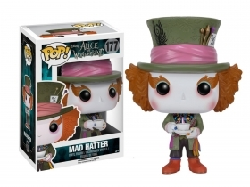 Disney Alice in Wonderland Mad Hatter 177 Funko POP Vinyl Figure