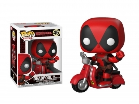 Deadpool on Scooter 45 Funko POP Vinyl Figure