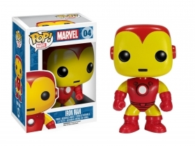 Marvel Iron Man 04 Funko POP V