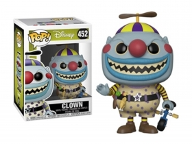 Disney Nightmare Before Christmas Clown 452 Funko POP Vinyl Figure
