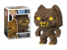 Altered Beast Werewolf 8-Bit 32 Funko POP Vinyl Figure
