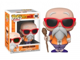 Dragon Ball Z Master Roshi 382
