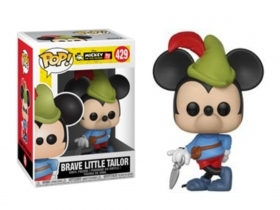 Disney Mickey Brave Little Tailor 429 Funko POP Vinyl Figure