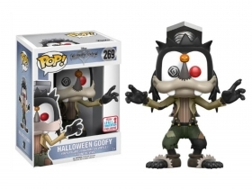 Kingdom Hearts Halloween Goofy 269 NYCC 2017 Funko POP Vinyl Figure