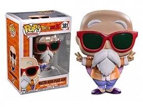 Dragon Ball Z Master Roshi Pea