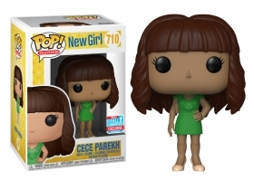 New Girl Cece Parekh NYCC 2018