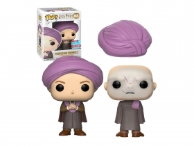 Harry Potter Quirrell 68 NYCC
