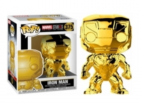 Marvel Ten Years Iron Man Gold