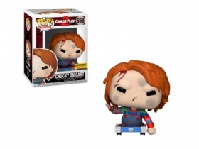 Child's Play 2 Chucky on Cart Hot Topic 658 Funko POP Vinyl Figure