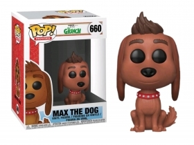 The Grinch Max The Dog 660 Funko POP Vinyl Figure