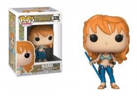 One Piece Nami 328 Funko POP V