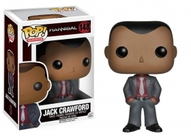 Hannibal Jack Crawford 148 Funko POP Vinyl Figure Box Near Mint