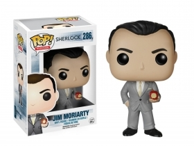 Sherlock Jim Moriarty 286 Funko POP Vinyl Figure