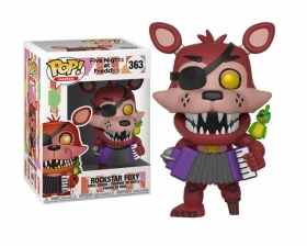 Five Nights at Freddy's Rockstar Foxy 363 Funko POP Vinyl Figure