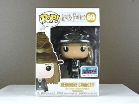 Harry Potter Hermione Granger Bollino New York Comicon 69 Funko POP Vinyl Figure