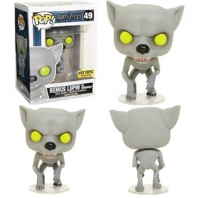 Harry Potter Remus Lupin as Werewolf Hot Topic 49 Funko POP Vinyl Figure