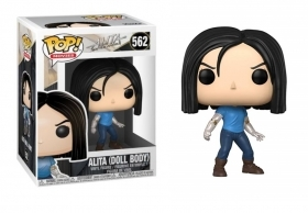 Alita Doll Body 562 Funko POP Vinyl Figure