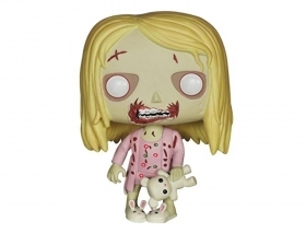 The Walking Teddy Bear Girl 154 Funko POP Vinyl Figure