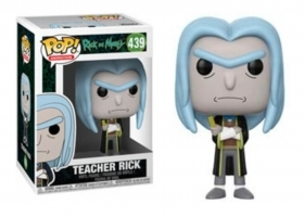 Rick and Morty Teacher Rick 439 Funko POP Vinyl Figure