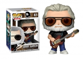 Jerry Garcia 61 Funko POP Vinyl Figure