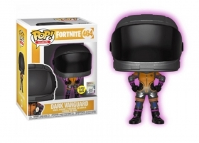 Fortnite Dark Vanguard Glow in the Dark 464 Funko POP Vinyl Figure
