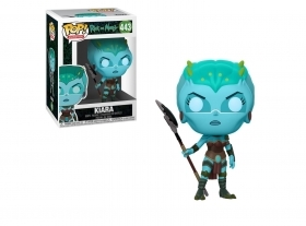 Rick and Morty Kiara 443 Funko