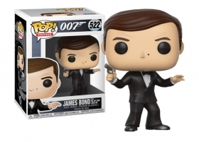 007 James Bond The Spy Who Loved Me 524 Funko POP Vinyl Figure