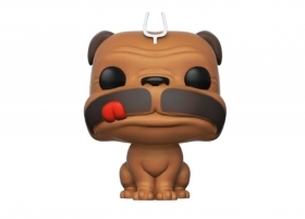 Marvel Inhumans Lockjaw 257 Funko POP Vinyl Figure